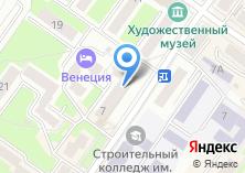 Компания «Кадриль» на карте