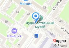 Компания «Магазин квартир» на карте