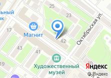 Компания «Дятьковская мебель» на карте