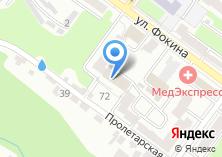Компания «Следственное Управление Следственного комитета РФ по Брянской области» на карте