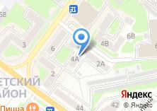 Компания «ДЭНАС-центр» на карте