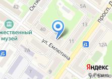 Компания «Шапоград» на карте