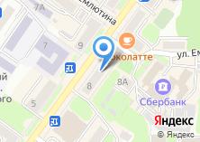 Компания «ТОREX» на карте