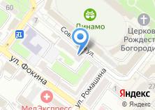 Компания «Русский город» на карте