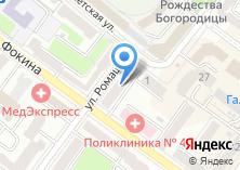 Компания «Общественная приемная депутата Государственной Думы РФ Потомского В.В» на карте