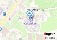 Компания «Коника» на карте