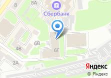 Компания «СДЮСШОР по спортивной гимнастике» на карте
