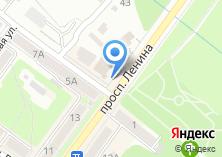 Компания «МосЦвет» на карте