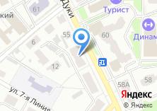 Компания «Карат-авто» на карте