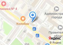 Компания «Управление культуры Брянской области» на карте