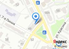 Компания «Пересвет плюс» на карте