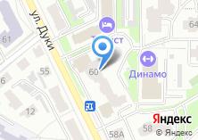 Компания «Техмаркет» на карте