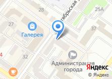 Компания «Брянский городской выставочный зал» на карте