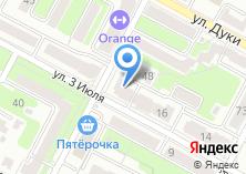 Компания «Субботник» на карте