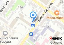Компания «Десна Маркет» на карте