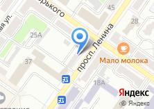 Компания «InФОРМАТ» на карте