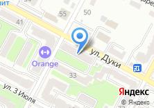 Компания «Ингосстрах-М» на карте