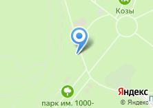 Компания «Центральный парк культуры и отдыха им. 1000-летия г. Брянска» на карте