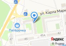 Компания «Медуница» на карте