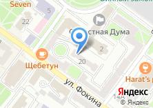 Компания «БИК» на карте