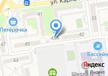 Компания «Ильюша» на карте