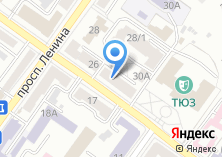 Компания «Всероссийское общество изобретателей и рационализаторов» на карте