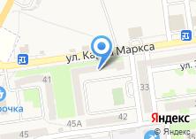 Компания «Русские Финансы Запад» на карте