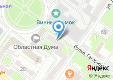 Компания «БИЗНЕС ПЛАН БРЯНСК» на карте