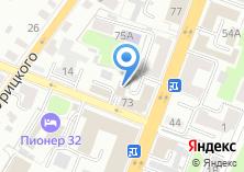 Компания «Управление капитального строительства Брянской области» на карте