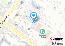 Компания «Информ-Печать» на карте