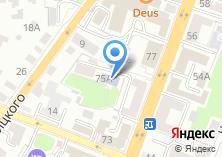 Компания «Межшкольный учебный комбинат Советского района г. Брянска» на карте