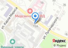 Компания «Московский финансово-промышленный университет» на карте
