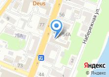 Компания «Отдел Военного комиссариата Брянской области по Советскому и Фокинскому районам» на карте