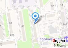 Компания «Продуктовый магазин на ул. Карла Маркса» на карте