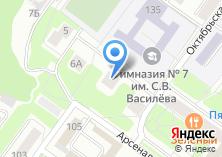 Компания «Мир Бухгалтерии» на карте