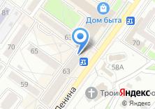 Компания «Милмис» на карте