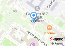 Компания «Престиж-Тур» на карте