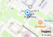 Компания «ТеплоМаркет» на карте