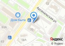 Компания «Покровские ворота» на карте