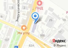 Компания «Парикмахерская на ул. Калинина» на карте