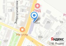 Компания «Брянский медико-социальный техникум им. академика Н.М. Амосова» на карте