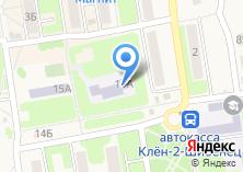 Компания «Детская школа искусств им. М.П. Мусоргского» на карте