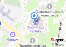 Компания «Любавушка» на карте