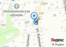 Компания «Соловьи» на карте