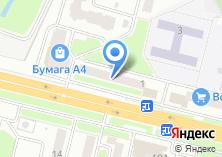 Компания «Современные фасады» на карте