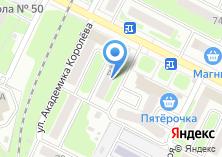 Компания «Белорусские хозтовары» на карте