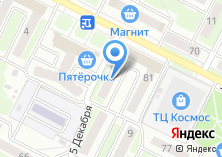 Компания «Milavitsa сеть магазинов нижнего белья» на карте