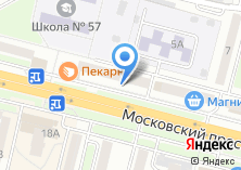 Компания «Мой Каприз» на карте
