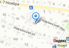 Компания «Продуктовый магазин в переулке 7 Ноября» на карте