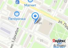 Компания «Колбасы Белоруссии» на карте